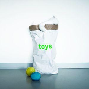 Spielzeug Sack aus Altpapier
