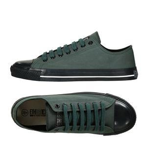 Fair Trainer Black Cap Collection Lo Cut - Reseda Green/ Jet Black