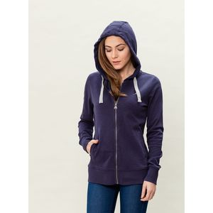 Damen Sweatjacke - navy