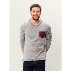 Herren Langarm T-Shirt