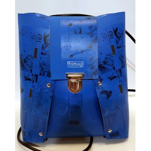 BackPack small - blau