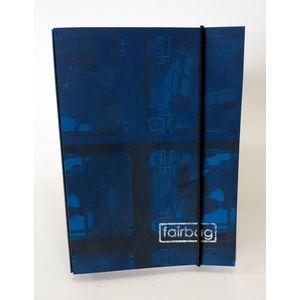 Book A6 blau
