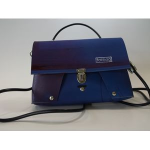 HandBag middle - dunkelblau
