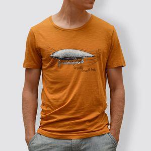 Männer T-Shirt Dirigeable