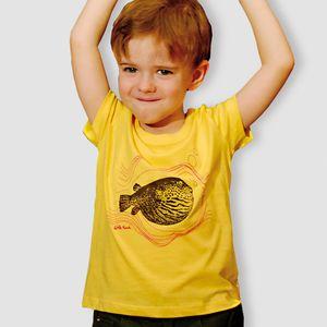Kinder T-Shirt aus Bio-Baumwolle