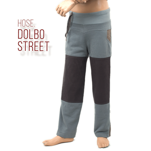 Hose Dolbo Street - grau