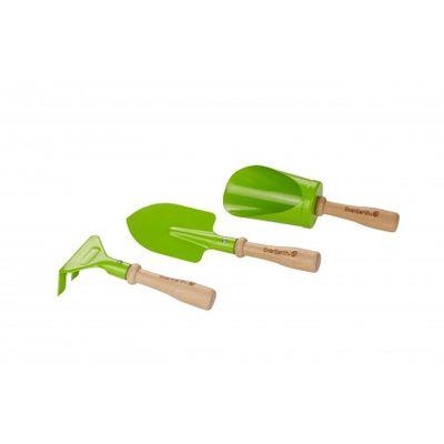 3-teiliges Set Hand-Gartengeräte
