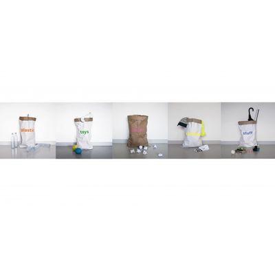 Ideal für die Aufbewahrung - Altpapiersack 5er Set