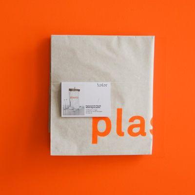 Altpapiersack für Plastik