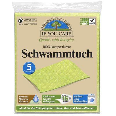 If You Care - vegane Schwammtücher