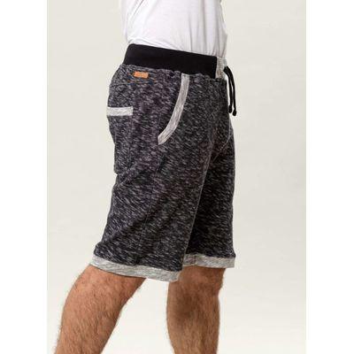 Herren Shorts - black/grey