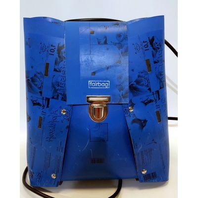 BackPack small - blau