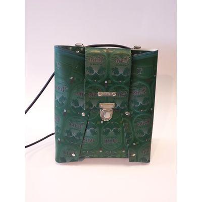 BackPack small - dunkelgrün