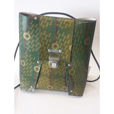 BackPack small - grün